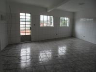 Casa com 3 dormitórios para alugar, 80 m² por R$ 1.200/mês - São Mateus - São Paulo/SP