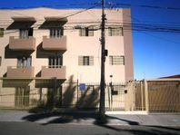 Apartamento residencial para locação, Vila Angélica, São José do Rio Preto.