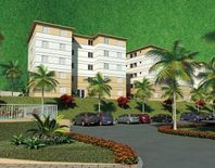 Apartamento residencial à venda, Jardim Tatiana, Votorantim.