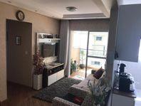 Apartamento com 3 dormitórios à venda, 68 m² por R$ 369.000 - Vila Dusi - São Bernardo do Campo/SP
