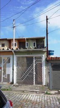Sobrado residencial à venda, Santa Terezinha, São Bernardo do Campo - SO21696.