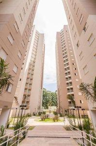Apartamento residencial à venda, Parque Taboão, Taboão da Serra - AP1583.