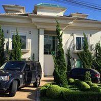 Casa residencial à venda, Tamboré, Barueri.