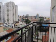 Apartamento residencial à venda, Vila Homero Thon, Santo André - AP7287.
