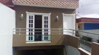 Casa residencial à venda, Vila Palmares, Santo André.