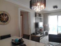 Apartamento com 2 dormitórios à venda, 79 m² por R$ 520.000 - Jardim Aquarius - São José dos Campos/SP
