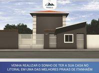 Aceito CDHU Dersa Carta de Crédito Itau Caixa Santander Bradesco. Sobrado com 2 dormitórios à venda, 60 m² por R$ 159.000 - Cibratel II - Itanhaém/SP