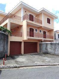 Sobrado residencial à venda, Jaguaré, São Paulo - SO0748.