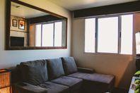 Apartamento com 2 dormitórios à venda, 47 m² por R$ 215.000 - Villa Branca - Jacareí/SP