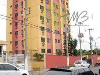 Apartamento residencial à venda, Cidade Alta, Cuiabá.