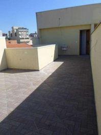 Cobertura residencial à venda, Vila Progresso, Santo André - CO0297.