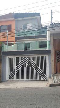 Sobrado com 5 dormitórios à venda, 270 m² por R$ 550.000 - Vila Luzita - Santo André/SP