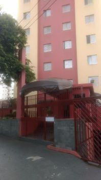 Apartamento residencial para locação, Baeta Neves, São Bernardo do Campo - AP37914.