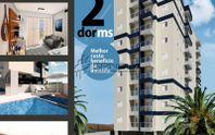 Apartamento de 2 dormitórios na Vila Mirim em Praia Grande a partir de 202 mil!