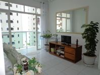 Apartamento com 3 quartos e 15 Andar na R MÁRIO RIBEIRO, Guarujá, Centro, por R$ 450.000