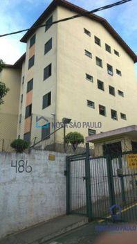 Apartamento com 2 quartos e 4 Andar na R PIRATININGA, Diadema, Serraria, por R$ 190.000