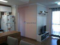 Apartamento com 3 quartos e 10 Andar na R COIMBRA, Diadema, Centro, por R$ 275.000