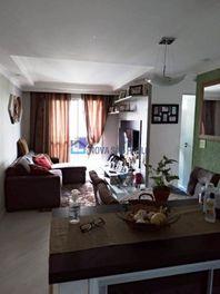 Apartamento com 2 quartos e Salas na R Amaro Cavalcanti de Albuquerque, Diadema, Taboão, por R$ 240.000