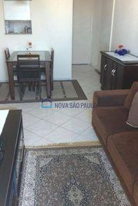 Apartamento com 2 quartos e Quadra poli esportiva na R José Fernandes Caldas, São Paulo, Sacomã, por R$ 265.000