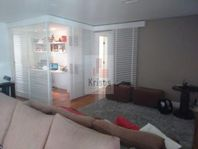 Apartamento -  4  dormitorios, 3 vagas  Vila São Francisco