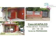CASA ACAPULCO Andes del Sur