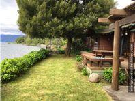 Casa en Venta en Villarrica, Frente Playa Linda
