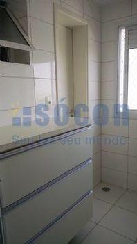 Apartamento com 3 quartos e Sala jantar, Guarulhos, Jardim Aida, por R$ 535.000