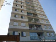 Apartamento com 2 quartos e Guarita na Rua Pedro Ferrer, São Paulo, Parque Ipê, por R$ 290.000