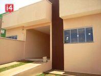 CASA para Venda CARDOSO CONTINUACAO, APARECIDA DE GOIANIA 3 dormitórios sendo 1 suíte, 1 sala, 2 vagas 89,00 M2 construída 180M² DE LOTE