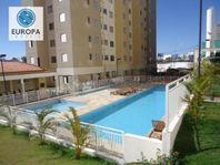Apartamento a Venda no bairro Parque Campolim em Sorocaba - SP. 1 banheiro, 2 dormitórios, 1 vaga na garagem, 1 cozinha.  - 903