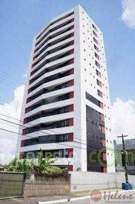 Apartamento com linda vista panorâmica e na posição nascente sul no charmoso bairro do Miramar