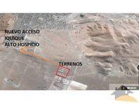 SE VENDEN TERRENOS CERRADOS 5700 MT2 ALTO HOSPICIO