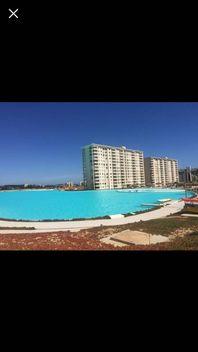 Hermoso departamento Nuevo en Laguna Bahía Algarrobo