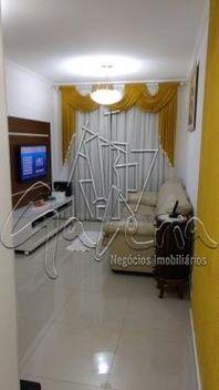 Apartamento com 3 quartos e Salao festas, São Caetano do Sul, Fundação, por R$ 330.000