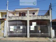 Sobrado residencial à venda, Vila Fernandes, São Paulo - SO0046.
