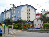 Apartamento residencial à venda, Vila Luzita, Santo André.