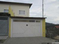 Casa com 3 dormitórios à venda, 125 m² por R$ 495.000 - Granja Carolina - Cotia/SP