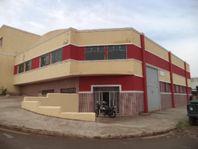 Galpão  industrial para locação, Parque Santo Antônio (Nova Veneza), Sumaré.