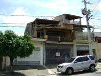 Sobrado com 4 dormitórios à venda, 180 m² por R$ 410.000,00 - Cidade Líder - São Paulo/SP