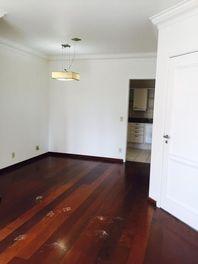 Apartamento residencial para locação, Indianópolis, São Paulo - AP1337.