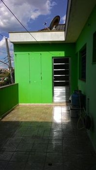 Casa  residencial à venda, Vila Progresso, Santo André.