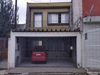 Sobrado residencial à venda, Vila Santa Clara, São Paulo - SO0464.