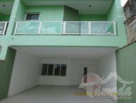 Sobrado residencial à venda, Vila Frugoli, São Paulo - SO1573.