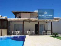 Casa Residencial, Villas do Atlantico, Lauro de Freitas - CA0018.