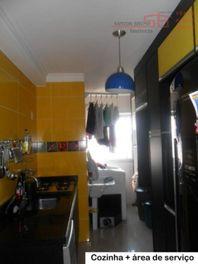 Apartamento residencial à venda, Vila Carolina, São Paulo.