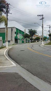 Galpão comercial para locação, Cristal Park, Santana de Parnaíba.