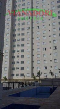 Apartamento (novo) à venda, Jardim Las Vegas, Guarulhos.