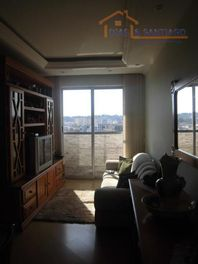 Apartamento residencial à venda, Sacomã, São Paulo - AP0246.
