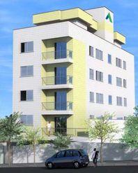 Apartamento com 3 quartos e Salas, Belo Horizonte, Serrano, por R$ 310.000