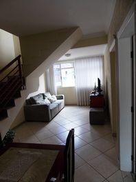 Cobertura com 3 quartos e Armario cozinha, Belo Horizonte, Nova Suíssa, por R$ 560.000